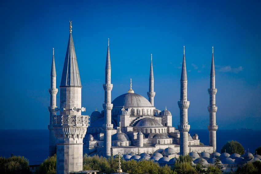 Кафедральный Собор Стамбул Турция