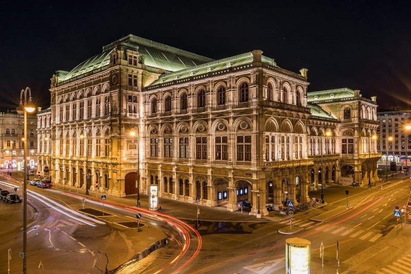 Vienna Staatsoper Places Of Interest City Trip
