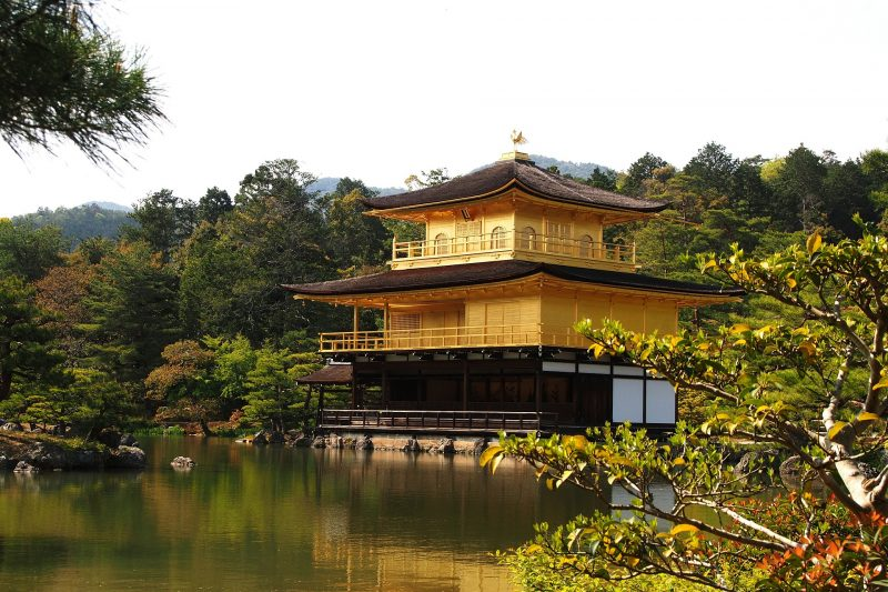 Gold Temple Kyoto Gold Temple Japanese Religion
