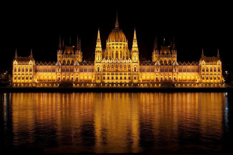 Hungarian Parliament Budapest Hungary Parliament