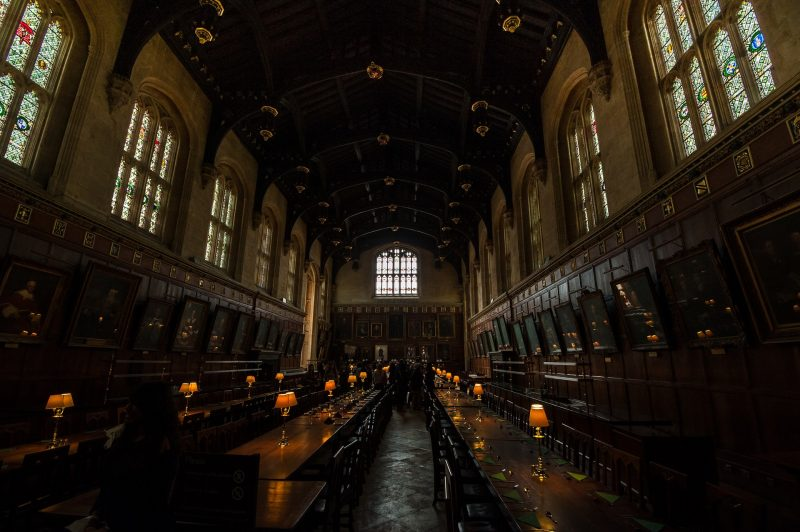 Oxford England Harry Potter